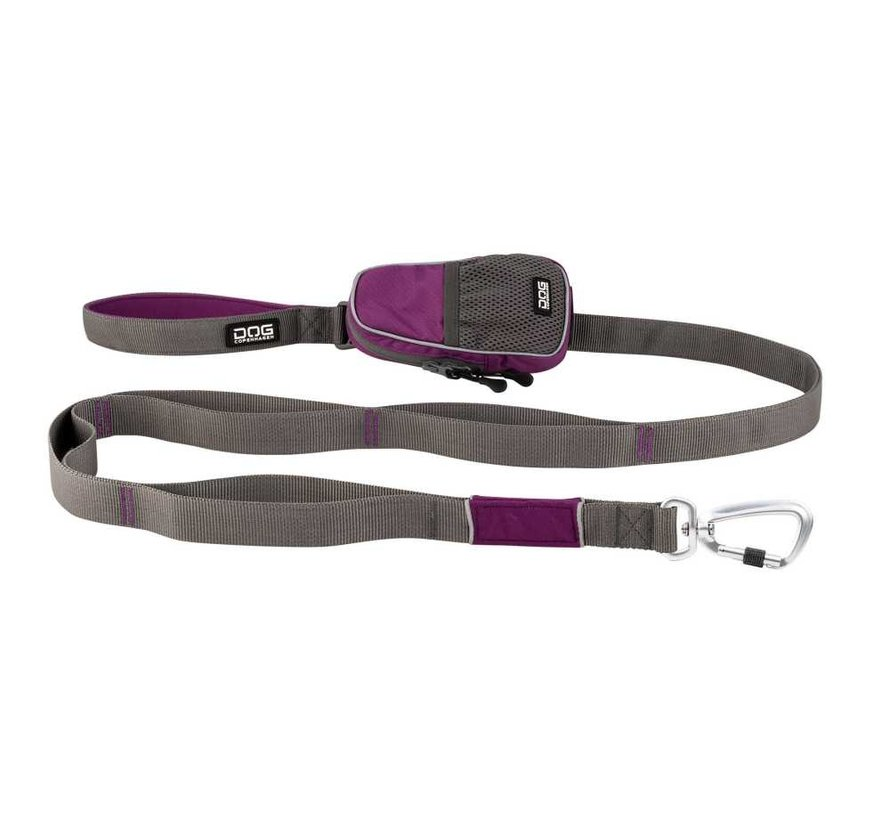 Dog Leash Urban Trail Purple Passion (V2)