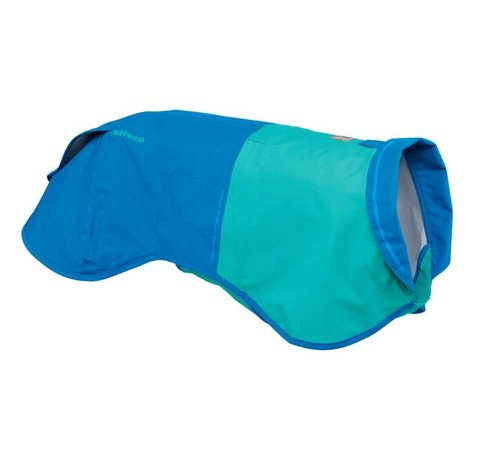 Ruffwear Regenjas Hond Sun Shower™ Blue Dusk