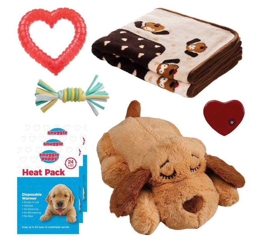 Snuggle Puppy Start Pakket