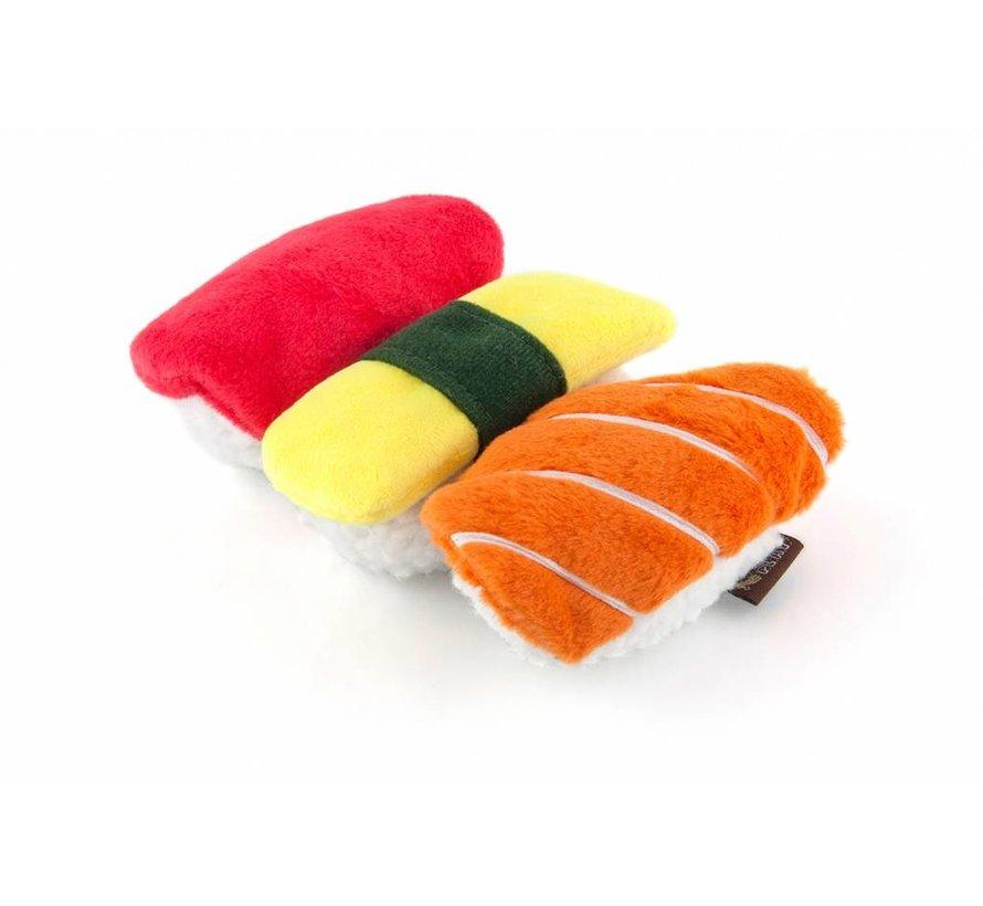 Hondenspeelgoed Sushi