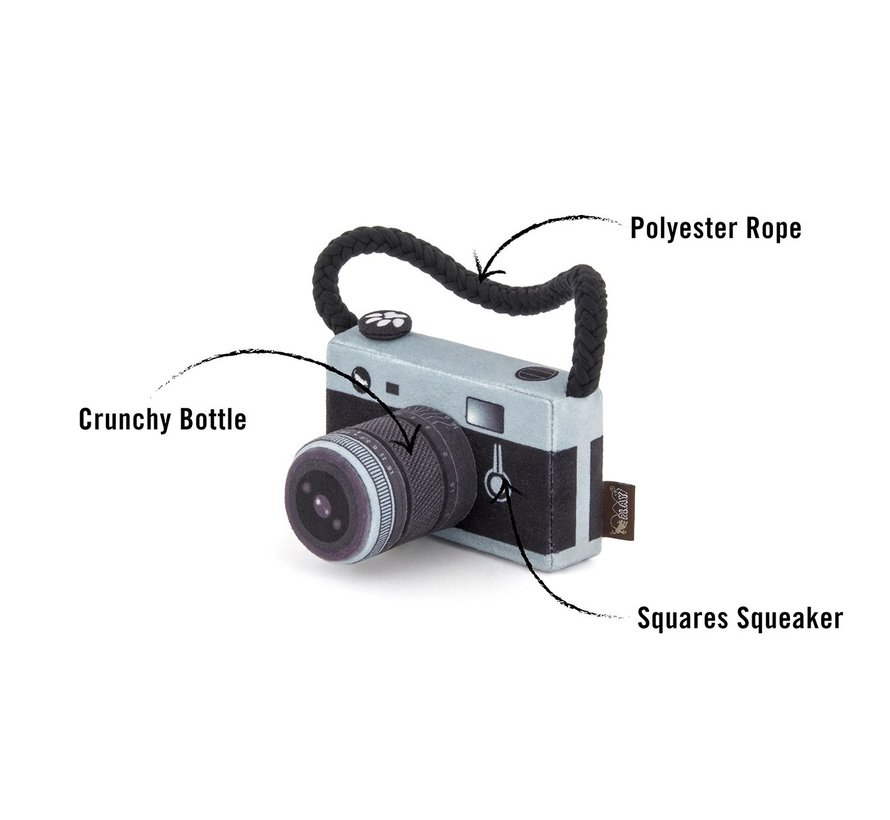 Hondenspeelgoed Camera