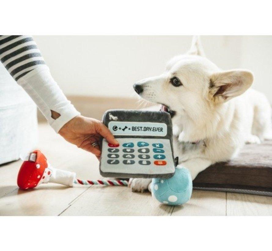 Hondenspeelgoed Rekenmachine