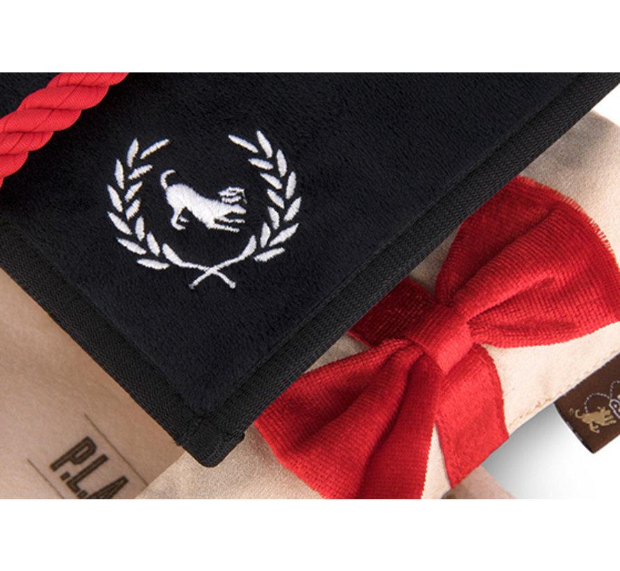 Hondenspeelgoed Graduation Cap & Diploma Toy