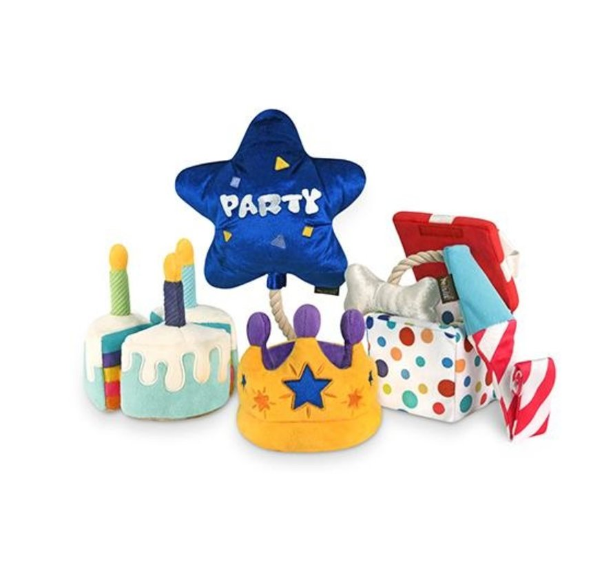 Dog Toy Party Horn