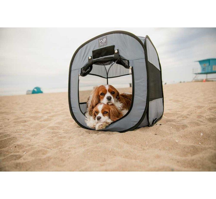 Kennel Pop-Up Dog Tent