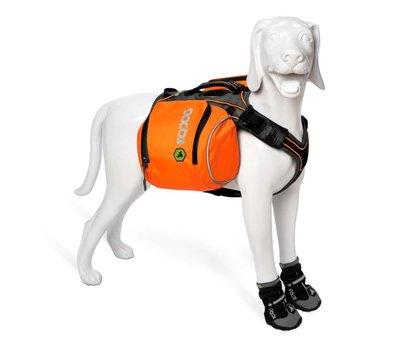 EQDOG Hondentuig Pro Harness Oranje