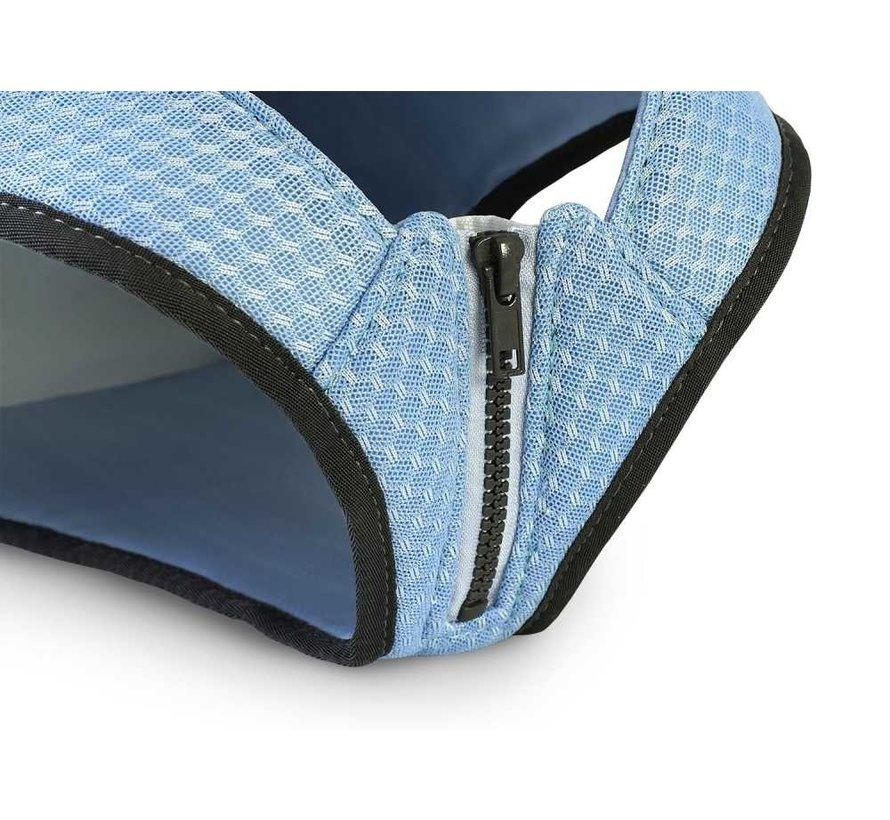 Cooling Vest Cool Dog Blue