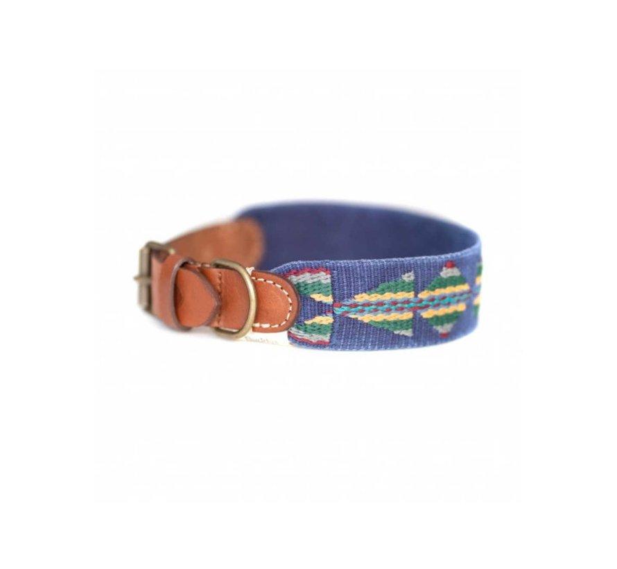 Hondenhalsband Etna  Blauw