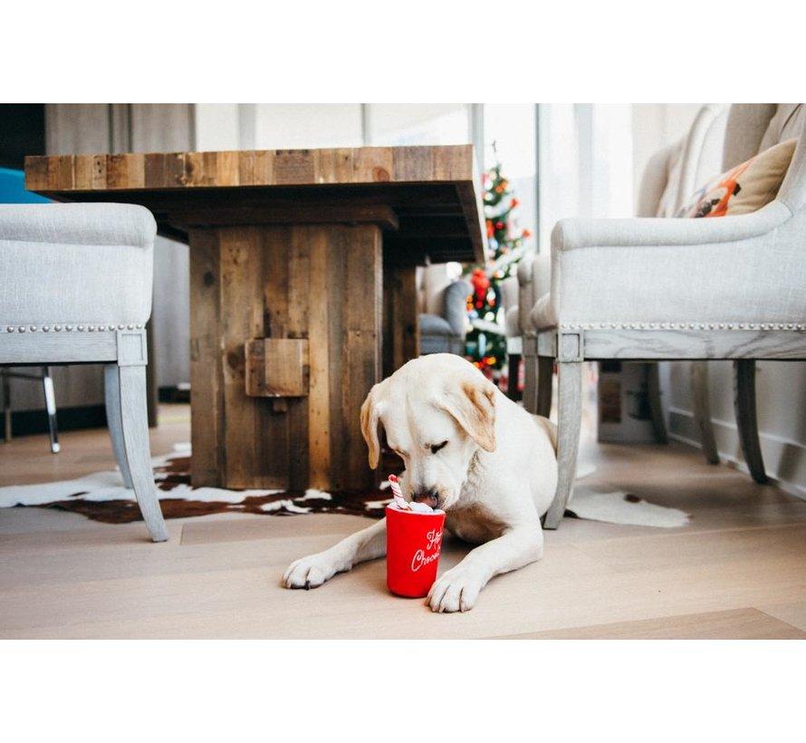 Dog Toy Christmas Hot Chocolate