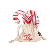P.L.A.Y. Dog Toys Christmas Candy Canes