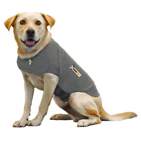 Thundershirt voor angstige hond grijs Xxs