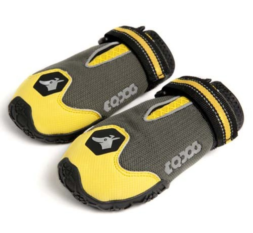 Dog Shoe 4Seasons Yellow