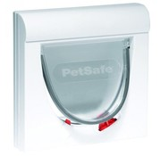 Petsafe Staywell magnetic white cat flap