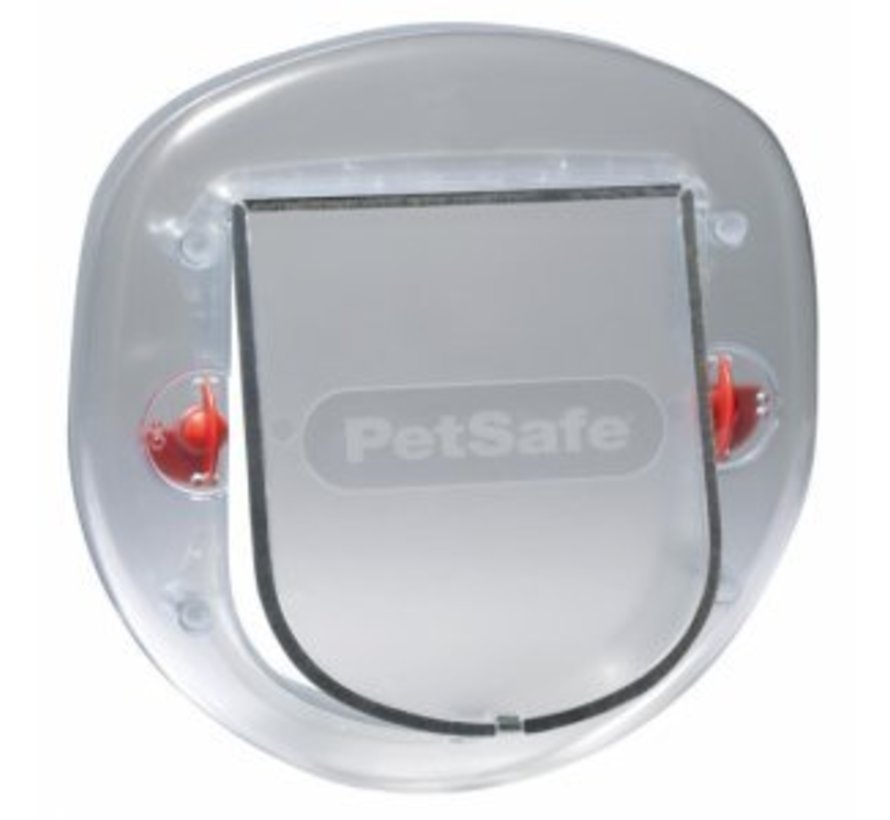 Staywell Big Cat Flap Frosted