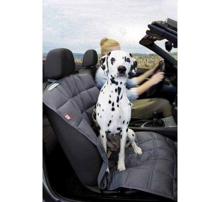 Hondendeken voor bijrijdersstoel Grijs