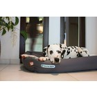 Doctor Bark Dog Bed Grey
