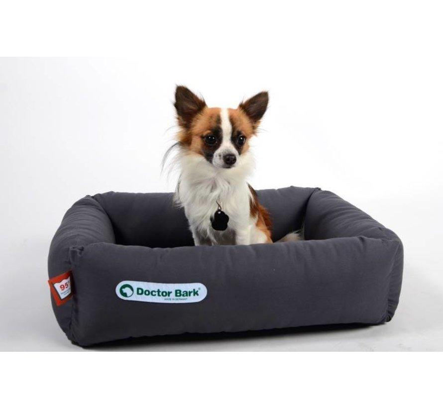 Orthopedic Dog Bed Grey