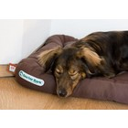 Doctor Bark Orthopedic Dog Cushion Brown