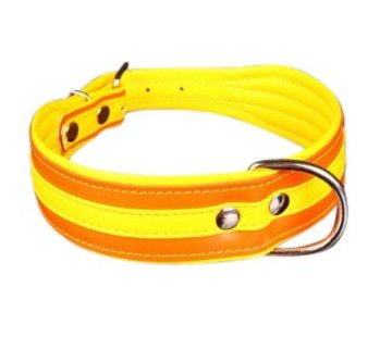 Petsonline Hondenhalsband Colors Oranje