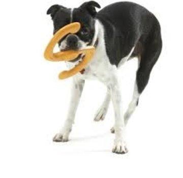 West Paw Design Dog Toy Zogoflex Bumi Orange