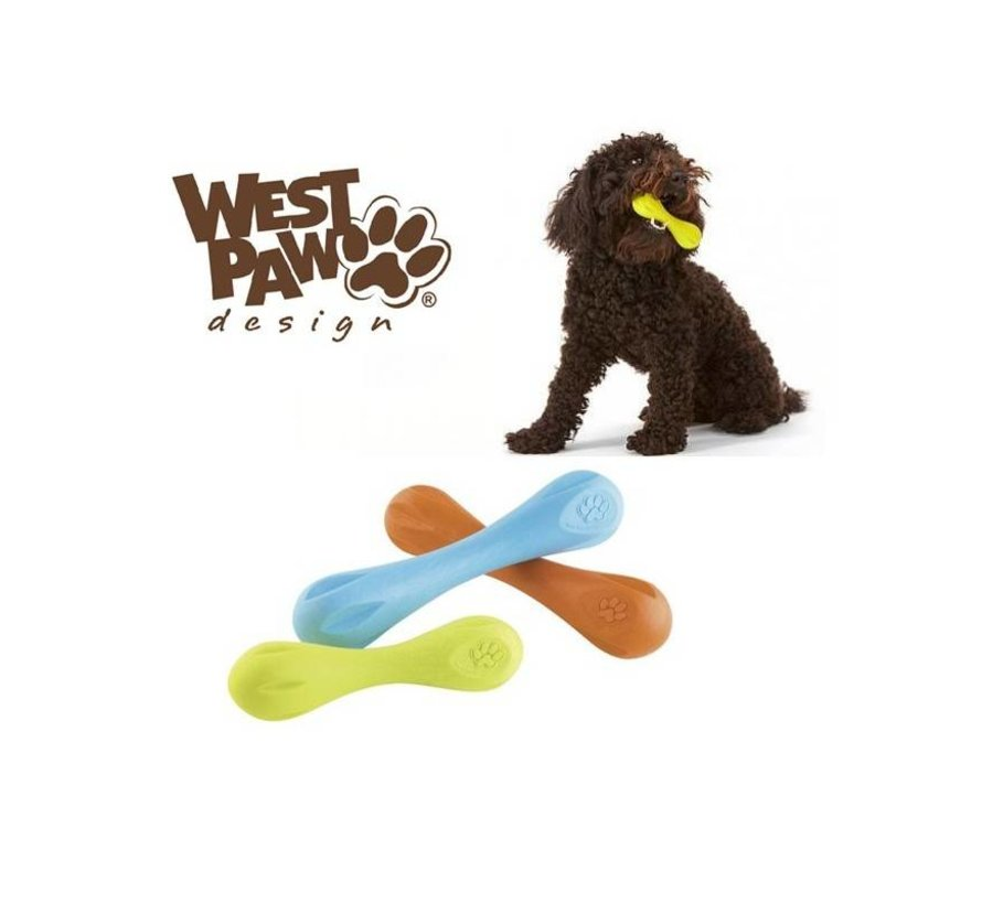 Dog Toy Zogoflex Hurley Aqua