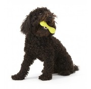 West Paw Design Dog Toy Zogoflex Hurley Lime