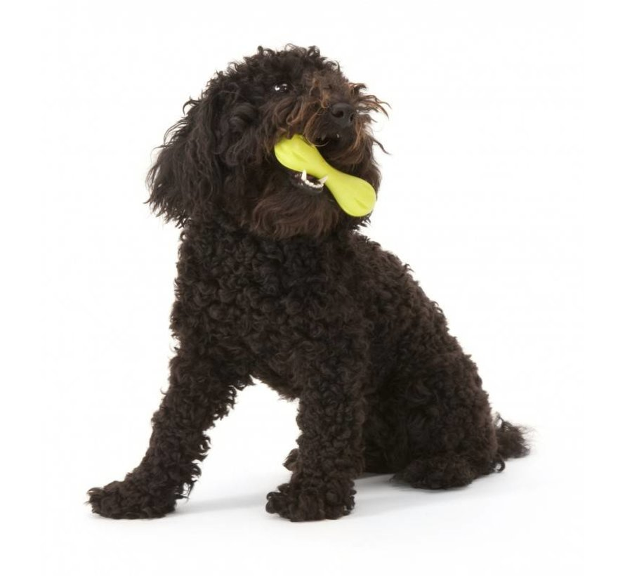 Hondenspeelgoed Zogoflex Hurley Lime