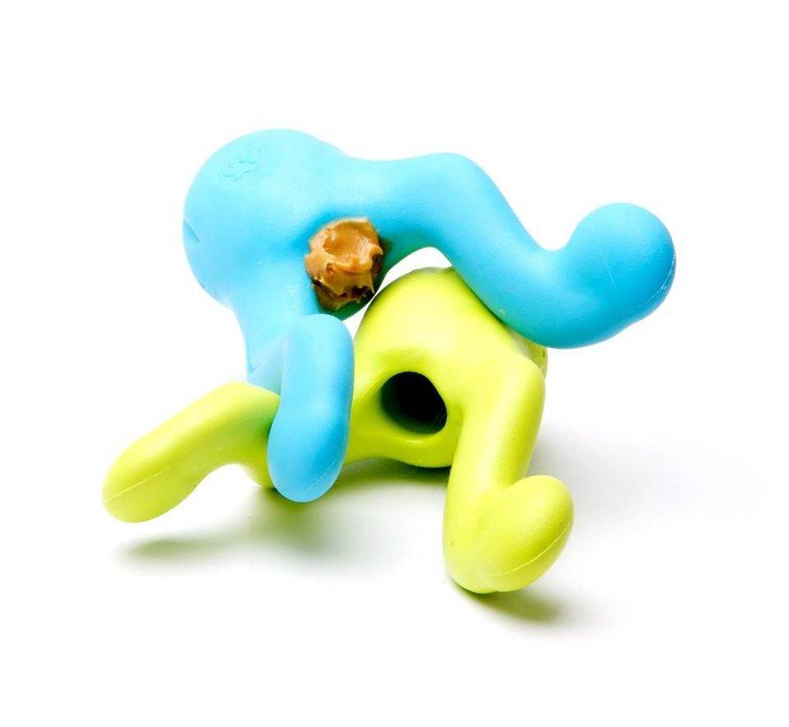 Hondenspeelgoed Zogoflex Tizzi Lime