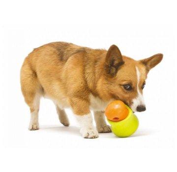 West Paw Design Dog Toy Zogoflex Toppl Lime
