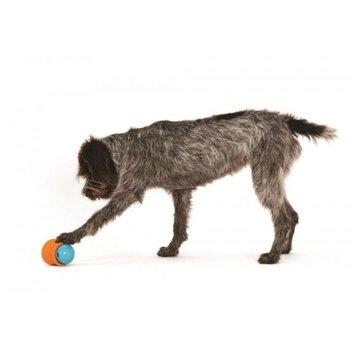 West Paw Design Dog Toy Zogoflex Toppl Aqua