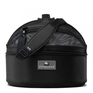 Sleepypod Hondentas Medium Zwart