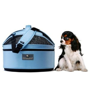 Sleepypod Hondentas Medium Sky Blue