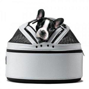 Sleepypod Pet Carrier Medium Artic White