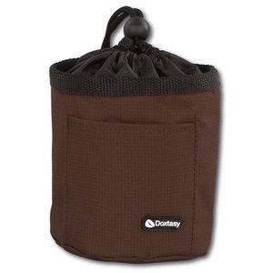 Doxtasy Beloningszakje Treat Bag Chocolate Brown