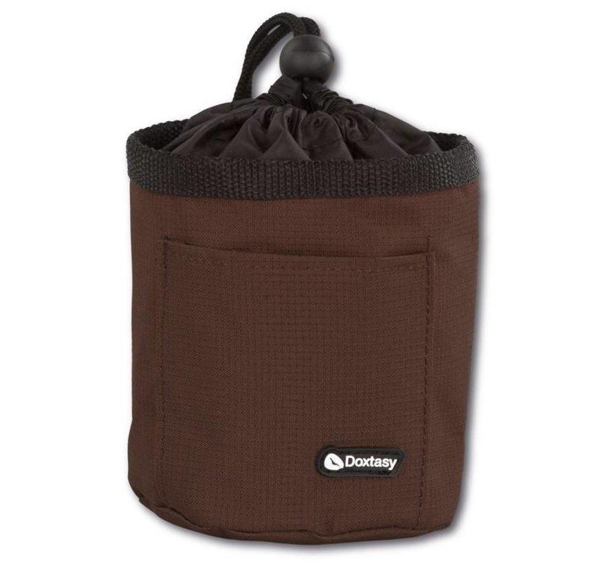 Beloningszakje Treat Bag Chocolate Brown