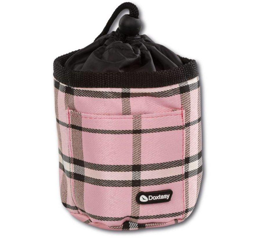 Beloningszakje Treat Bag Scottish Pink