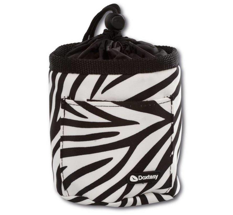 Beloningszakje Treat Bag Zebra