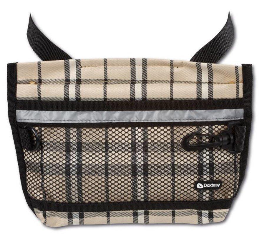 Beloningszakje Treat Bag Large Scottish Beige