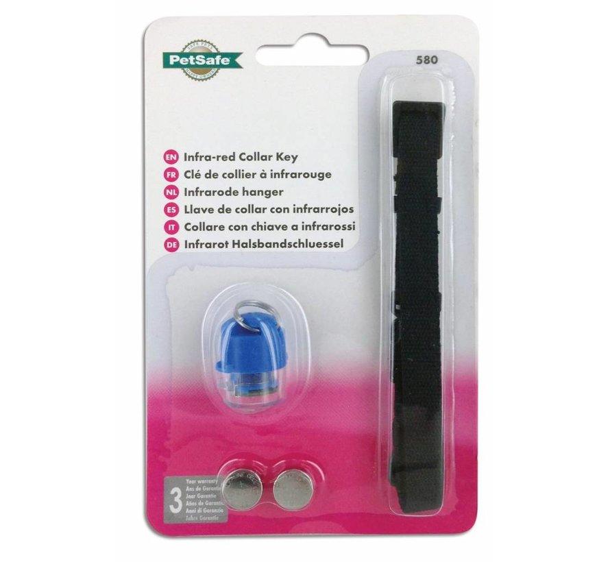 Staywell Kattenhalsband infrarood Blauw