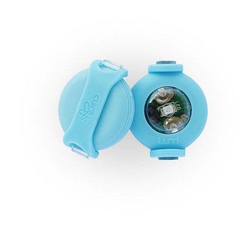 Curli Luumi LED lights Blue