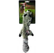 Skinneeez Dog Toy Plush Raccoon
