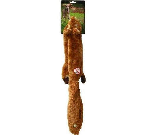 Skinneeez Hondenspeelgoed Plush Squirrel Large