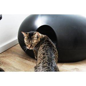 Sindesign Design Litter Box Poopoopedo black