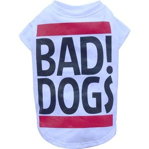 Doggy Dolly Honden T Shirt Bad Dogs