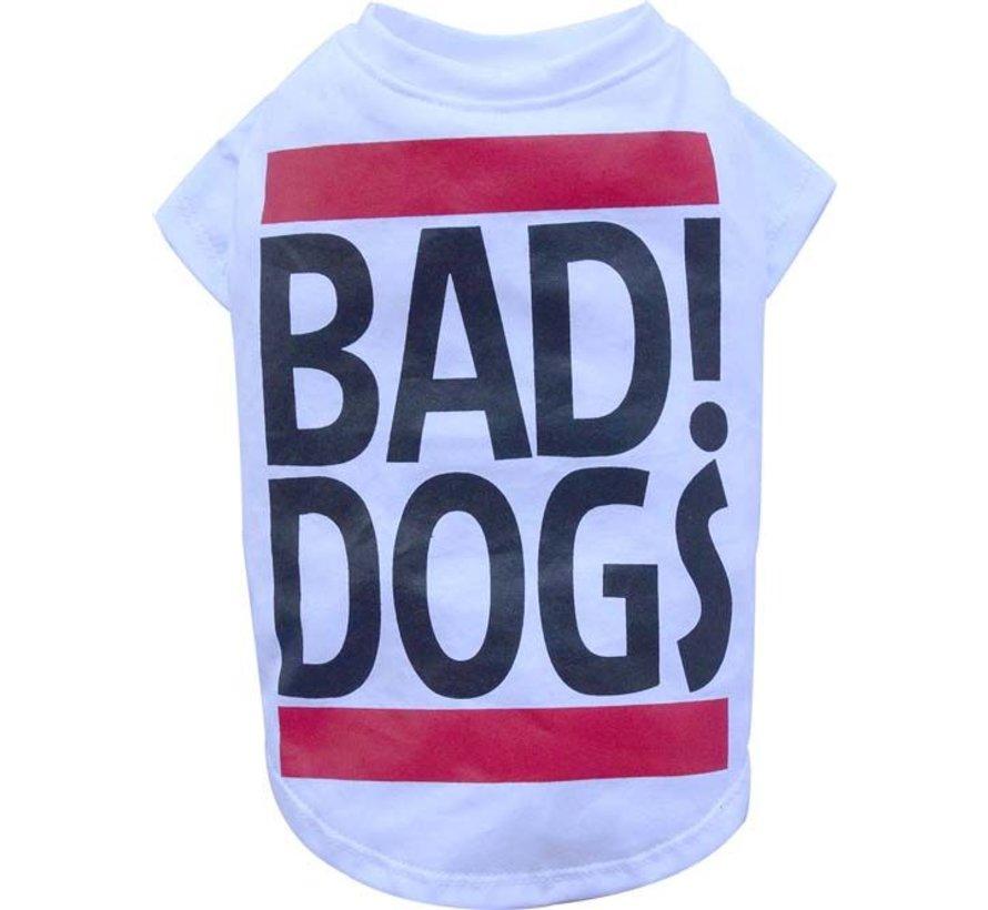 Honden T Shirt Bad Dogs