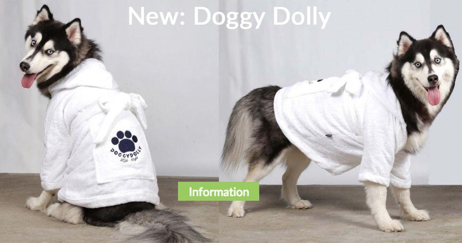 Doggy Dolly Dog Clothing