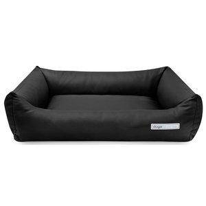 Dogsfavorite Dog Bed Leatherette Black