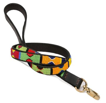 The Kenyan Collection Dog Leash Primary