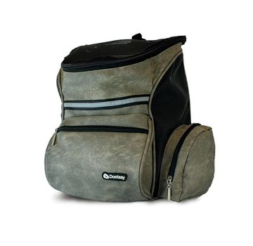 Doxtasy Dog Backpack Urban Style Grey