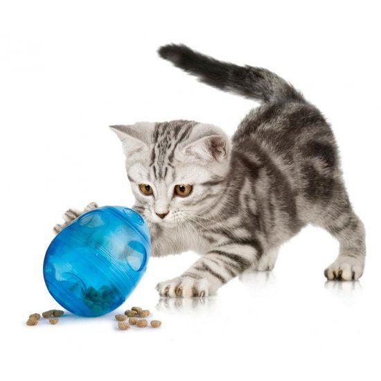 Kattenspeelgoed Egg Cersizer